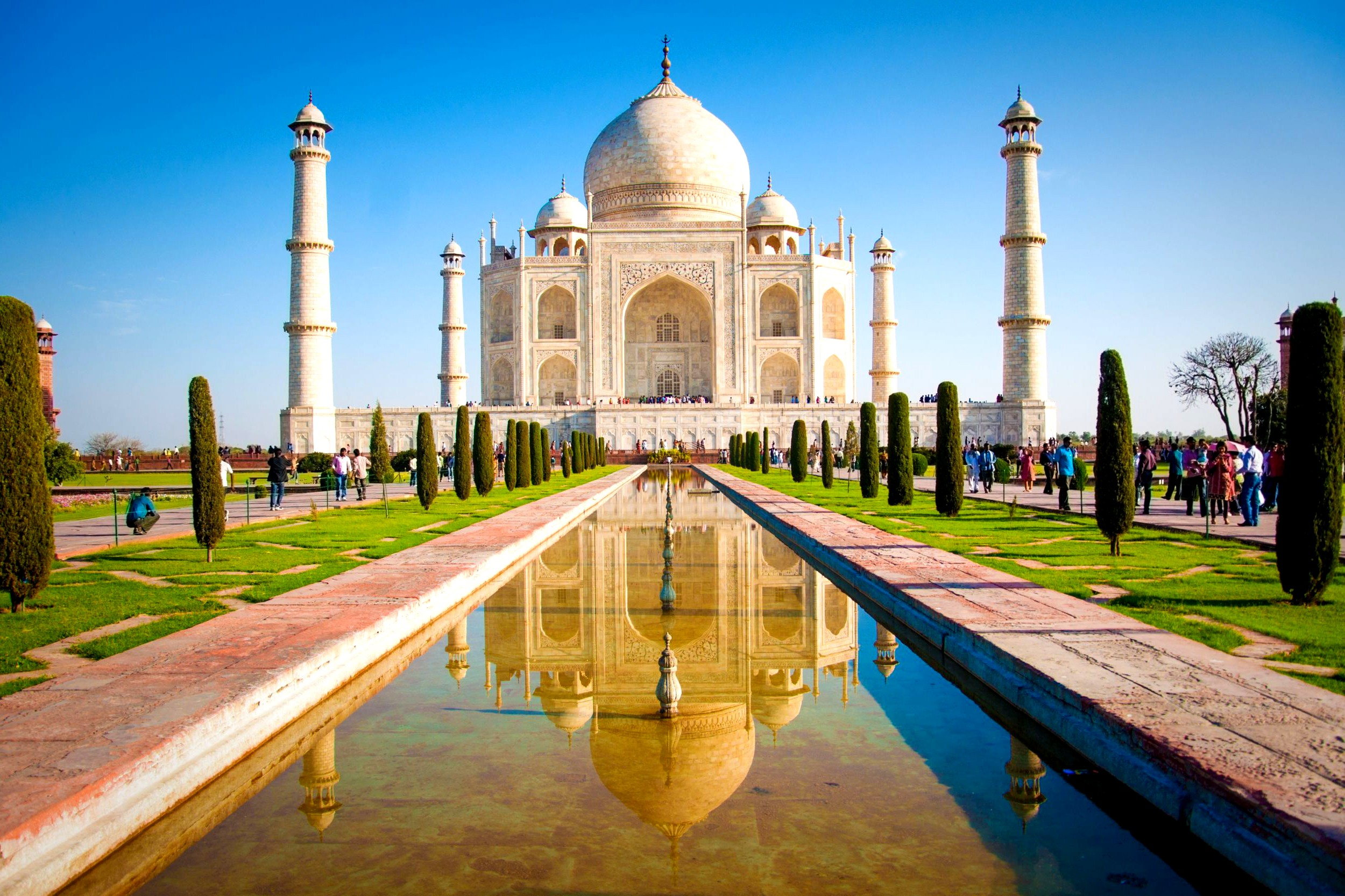 Travel Column:  Up and Away, Down to Earth—Agra, India