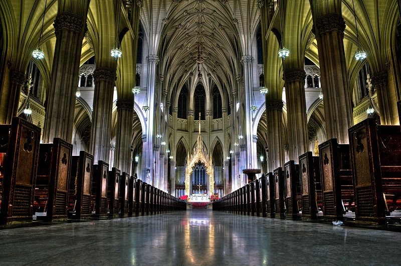 St. Patrick's Cathedral. Photo: courtesy of Steve Kelley.