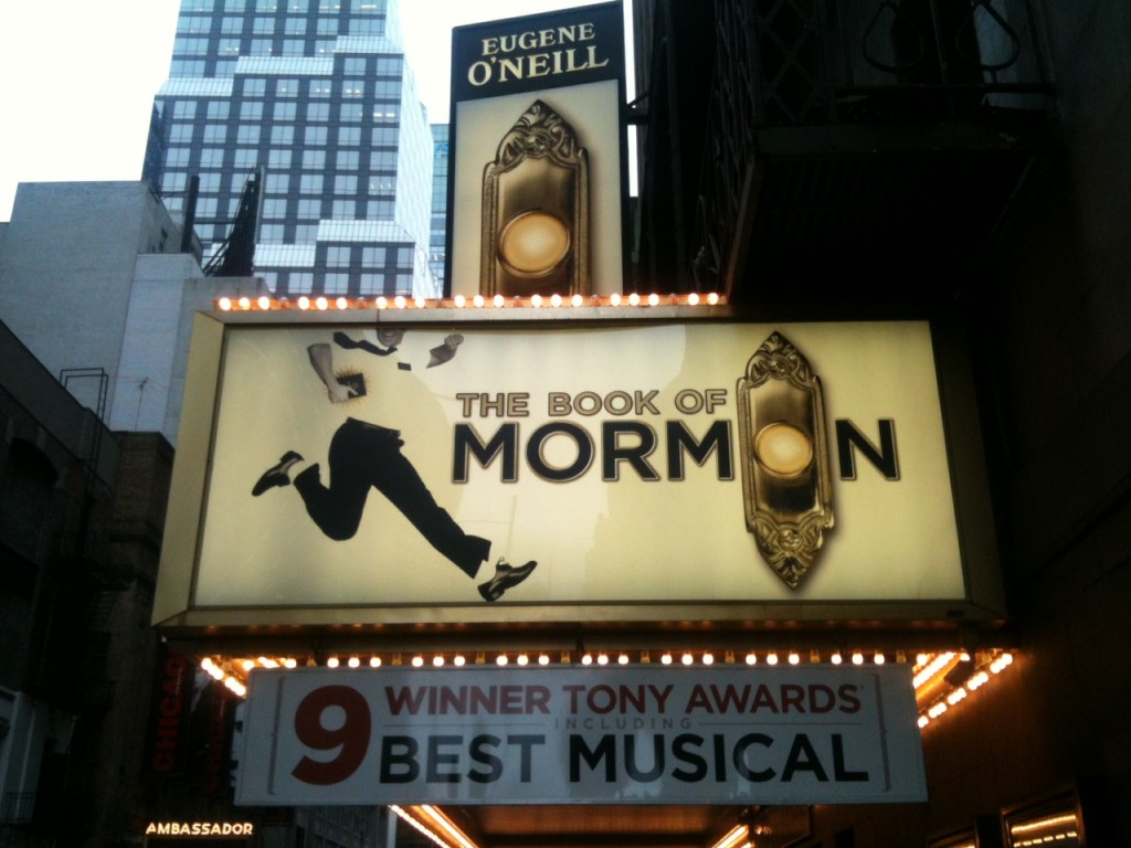 Winner of 9 Tony Awards including Best Musical!