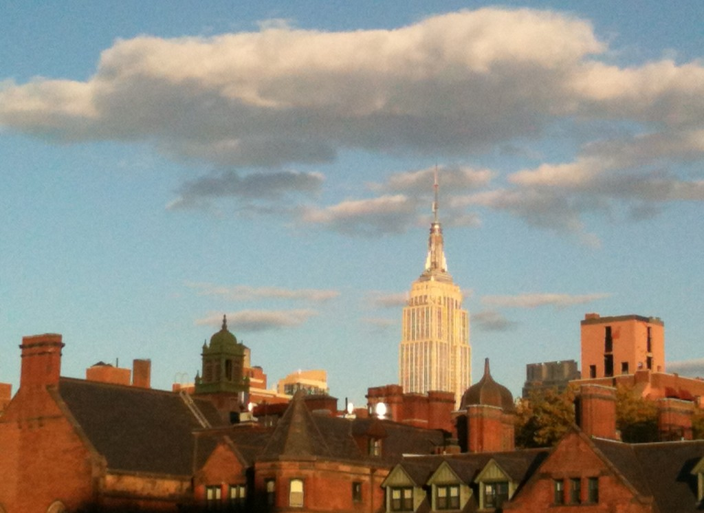 View From The Highline: Empire State Building