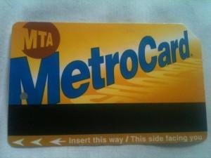 NYC MetroCard