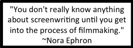 Nora Ephron Quote