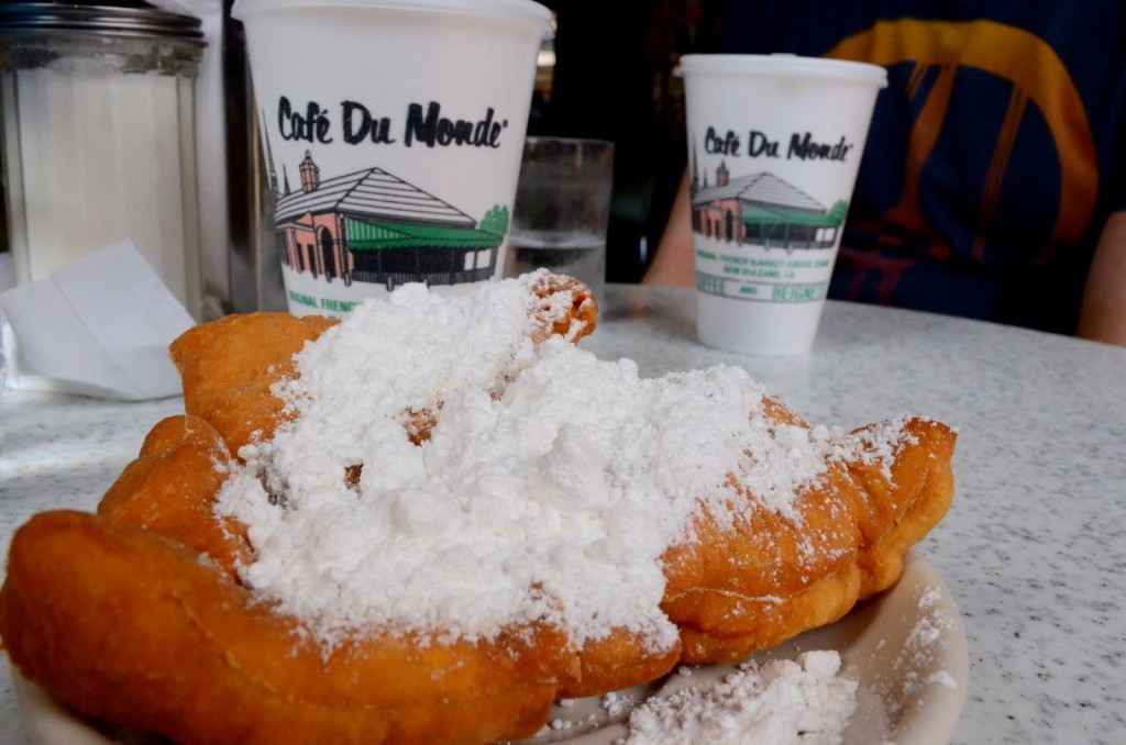 Cafe du Monde – New Orleans, Louisiana. Photo credit: Margie Maak.