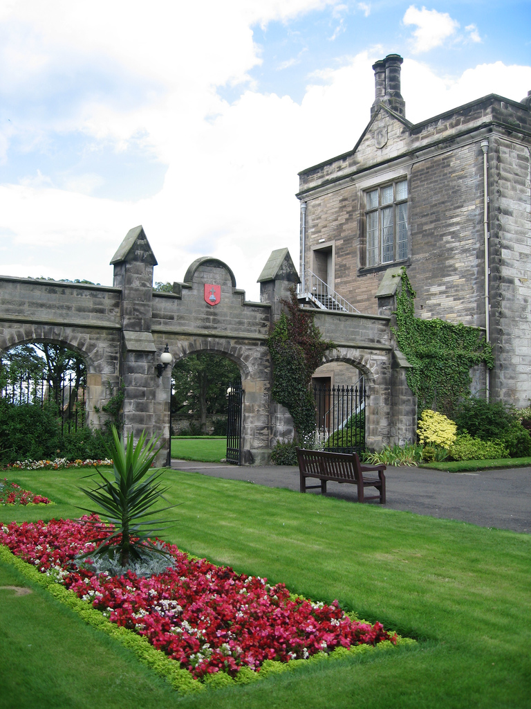 University of St. Andrews - St. Salvatore's Quad