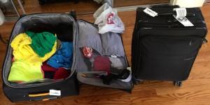 Still need to unpack!