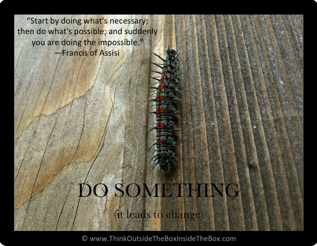 Daily Dose - Do Something - Motivational Pic 3-21-16